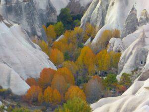 valles en Capadocia