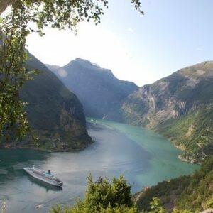 Fiordo Noruega