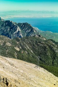Monte Olympos