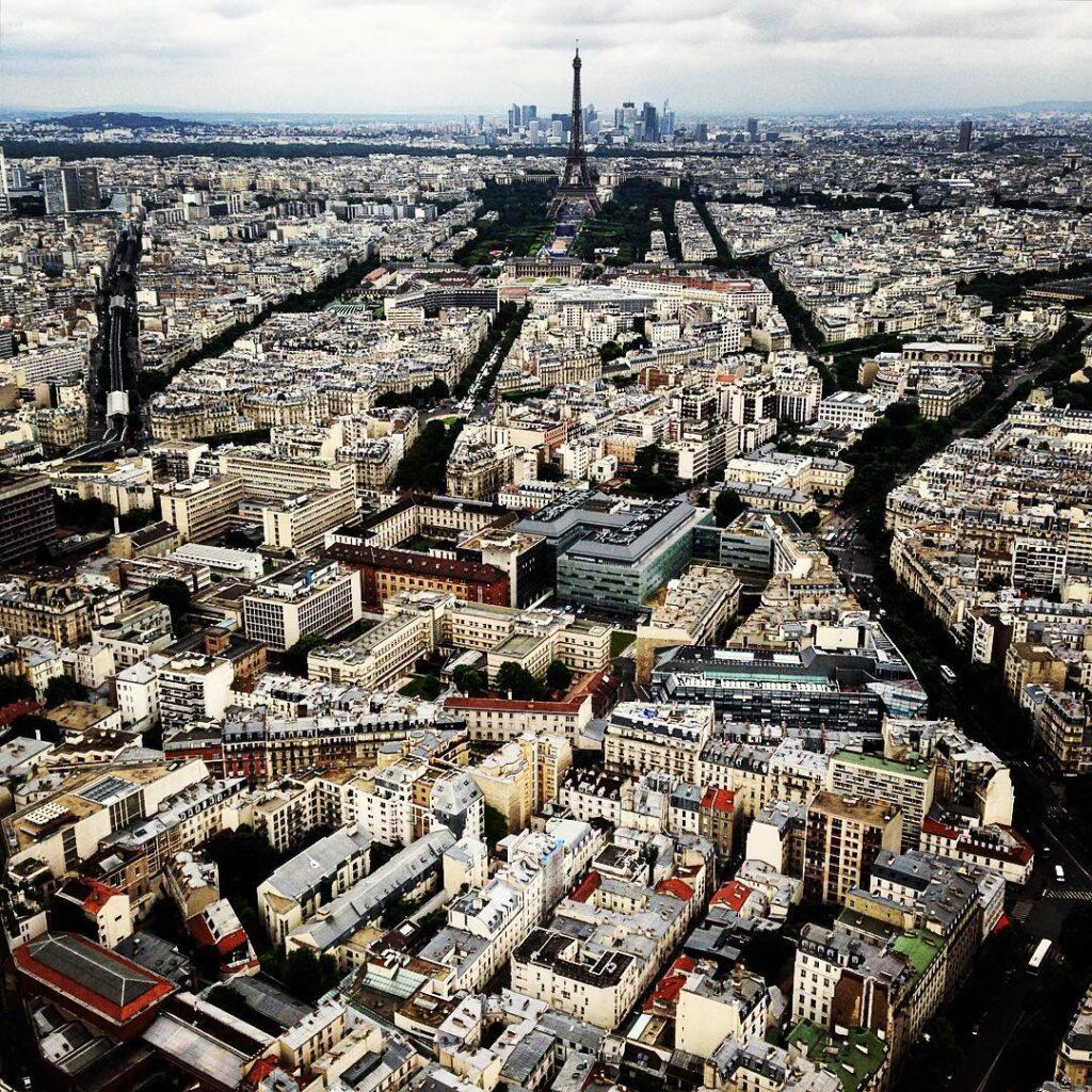 Mejores vistas de París