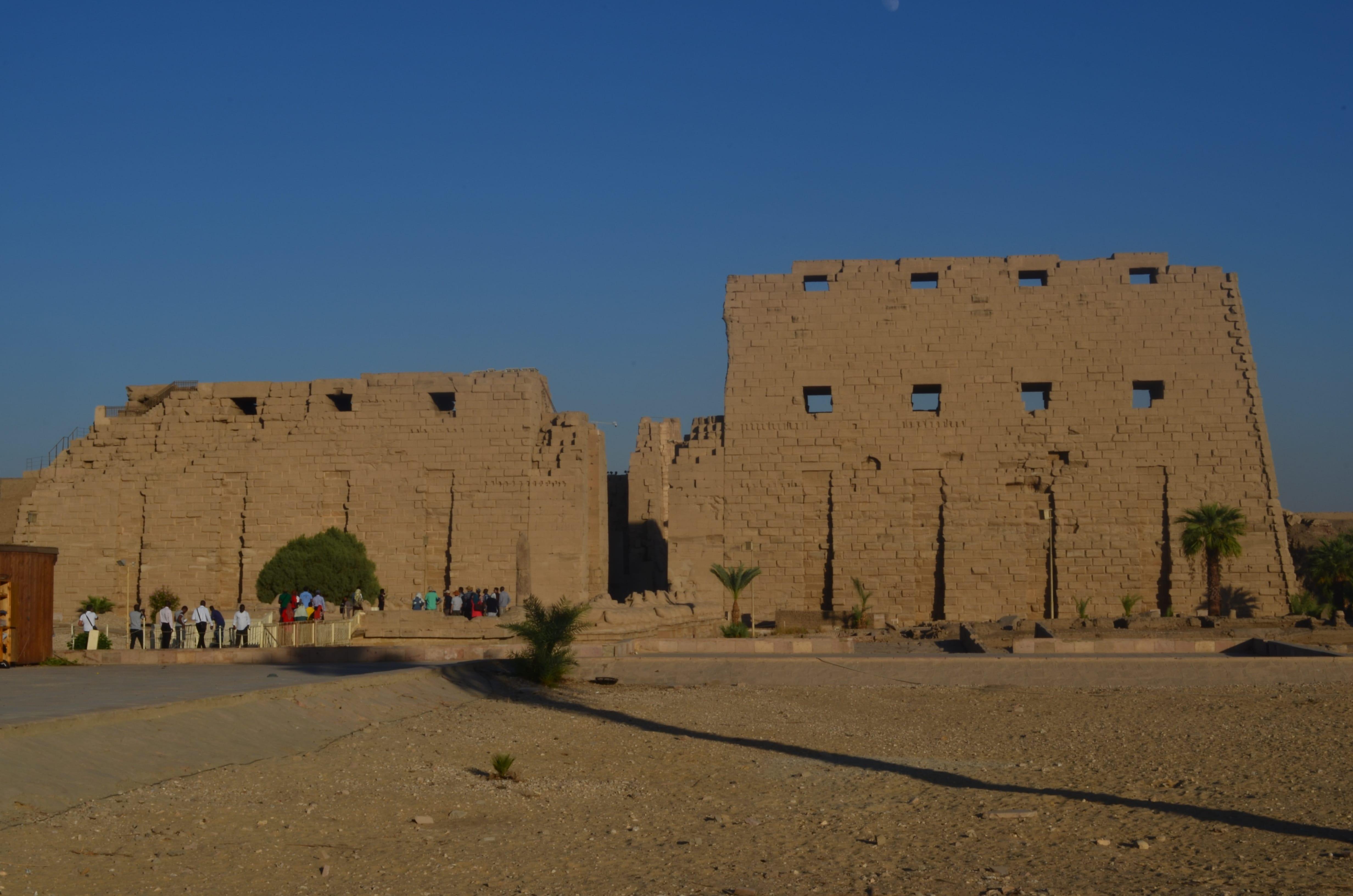 Templos de Karnak