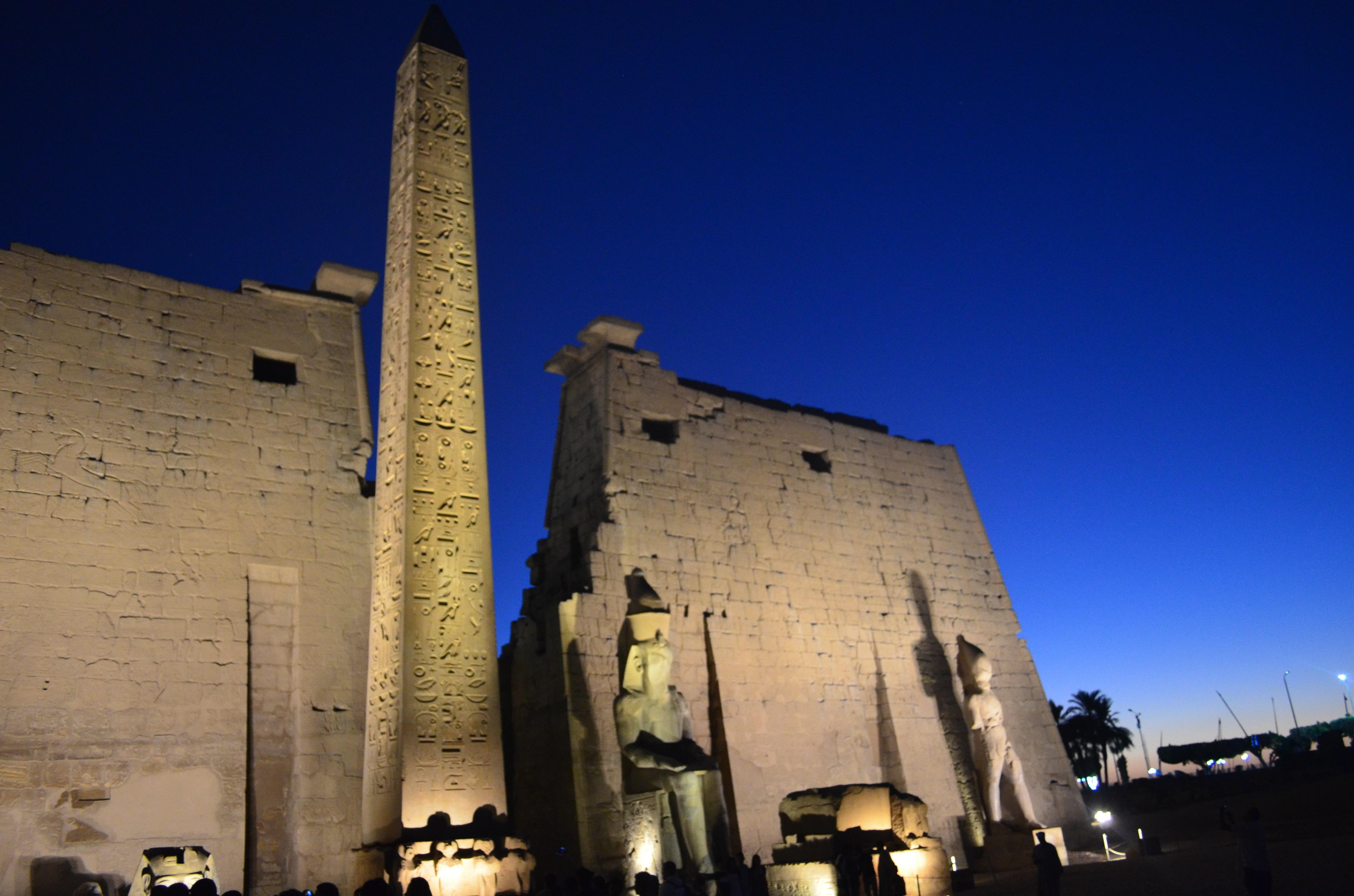 Templos de Luxor
