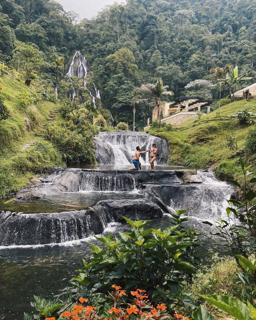 Un sitio Top que ver en Colombia es los Termales de Santa Rosa de Cabal