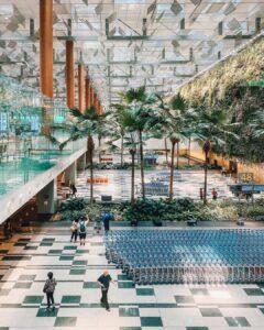 T3 Changi Singapur