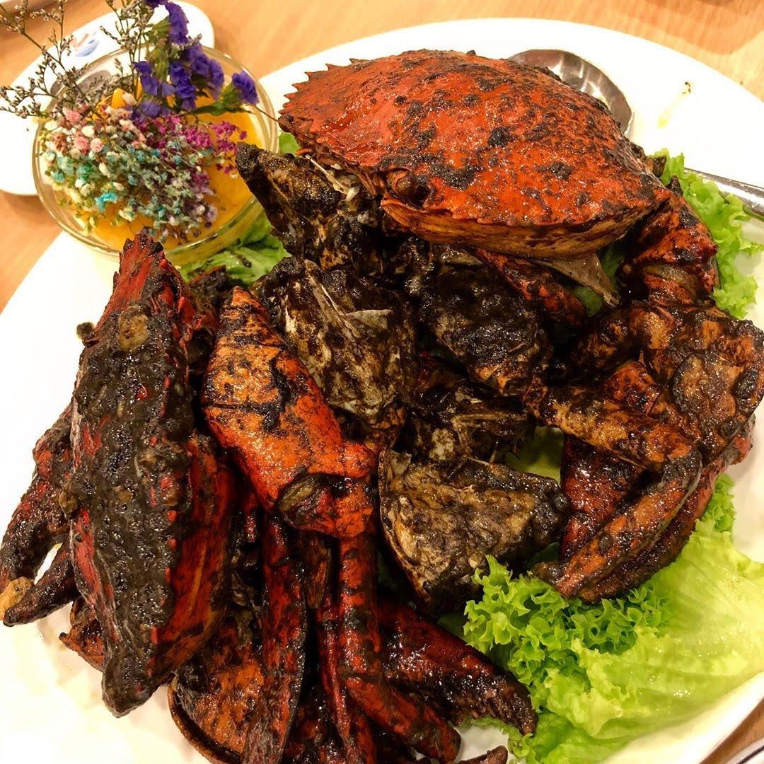 Que Comer en Singapur, Chilli Crab, by @haveyouben
