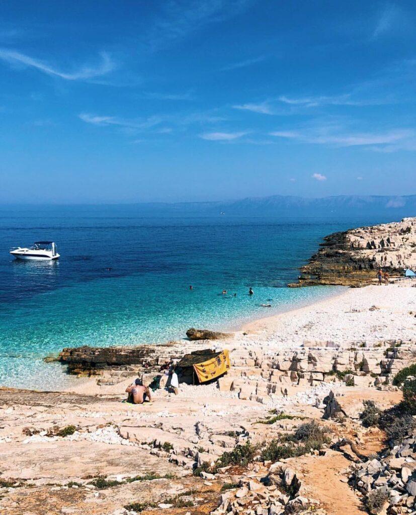 Isla Proizd, Croacia