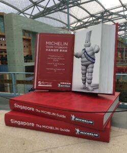 Singapore Michelin Guide, @lrd2602