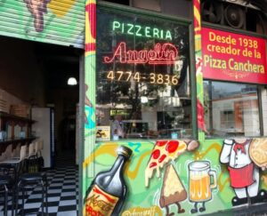 Pizzerías argentinas