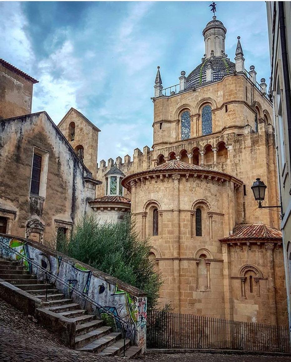 Lugares imprescindibles que visitar en Coimbra