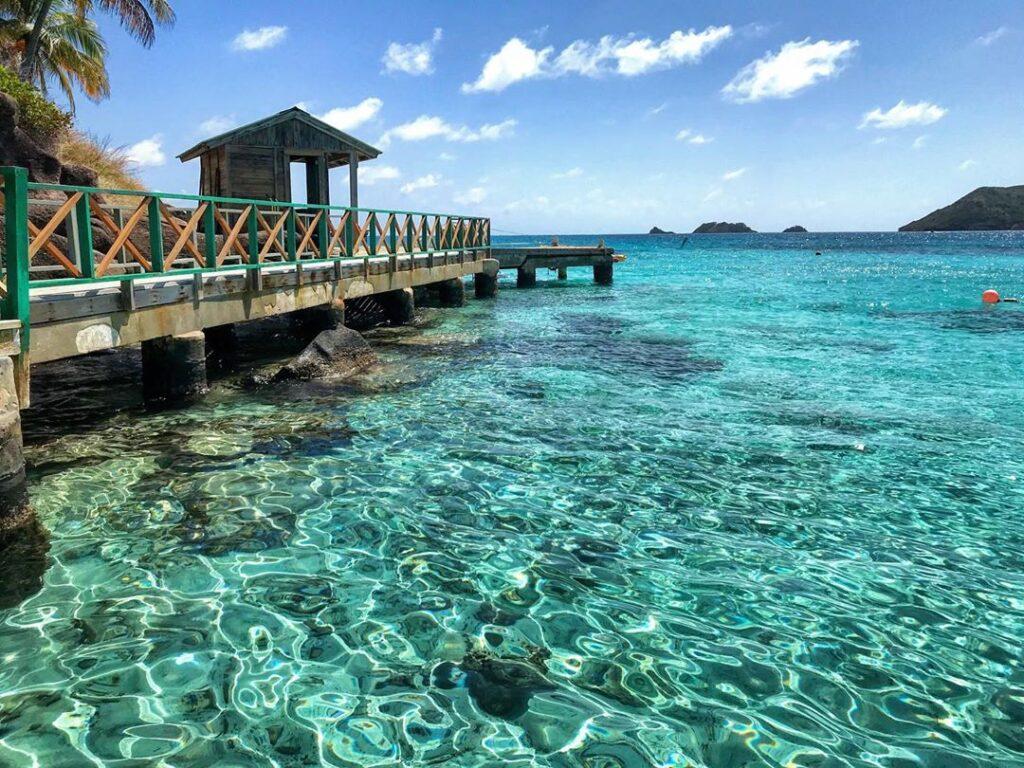 Cayo Cangrejo-Isla Providencia una de las islas de colombia más bonitas