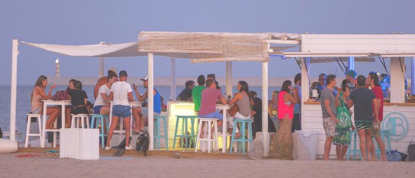 Playas Valencia Patacona