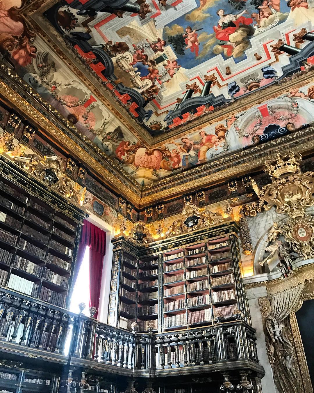 Los lugares imprescindibles que visitar en Coimbra