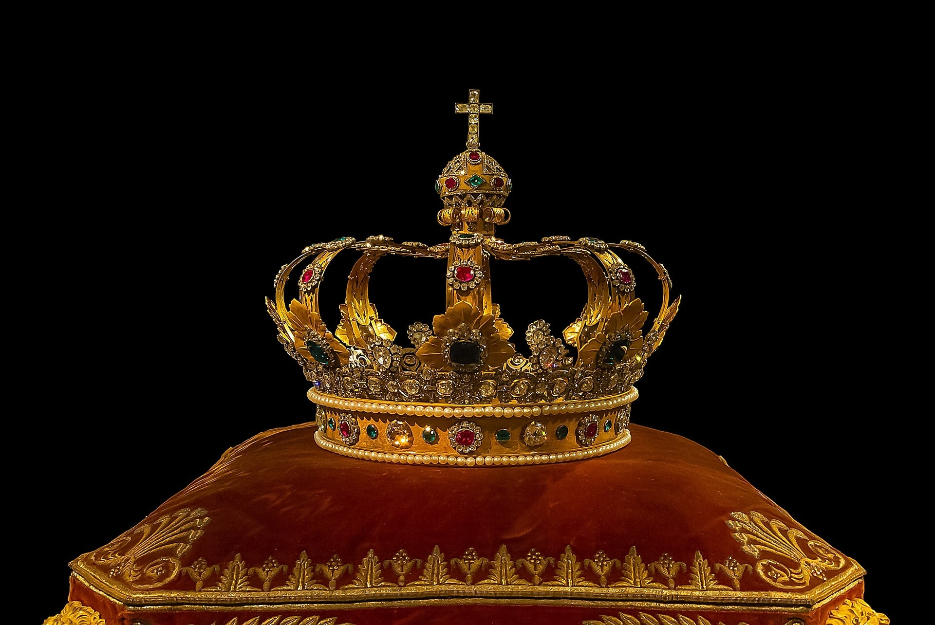 Corona de reyes
