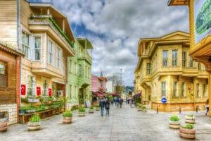 Barrio de Eyüp