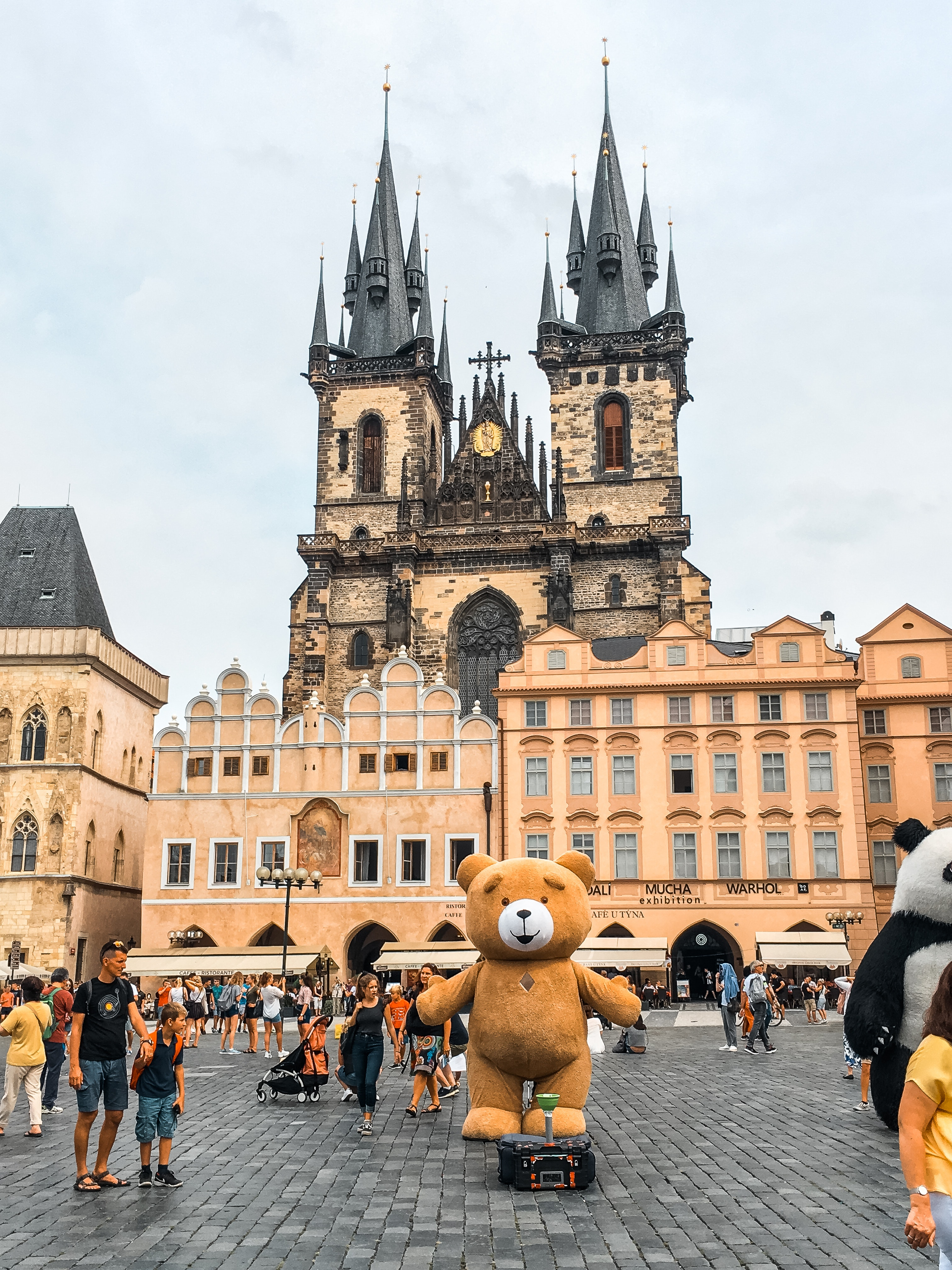 Vivir en Praga