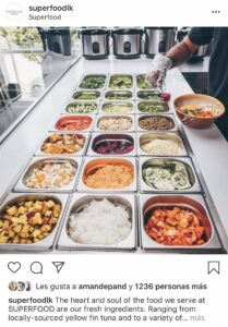 Superfoodlk, crea tu bowl a tu manera