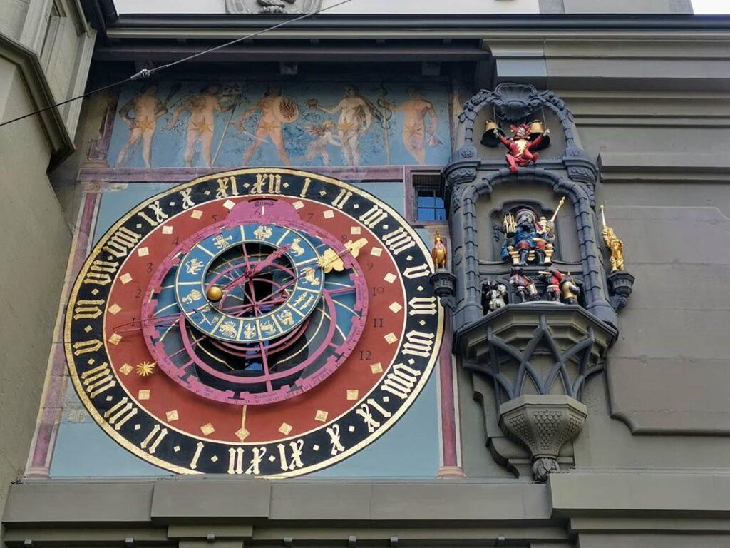 si dudas sobre qué ver en Berna, este espectáculo no puedes perdértelo
