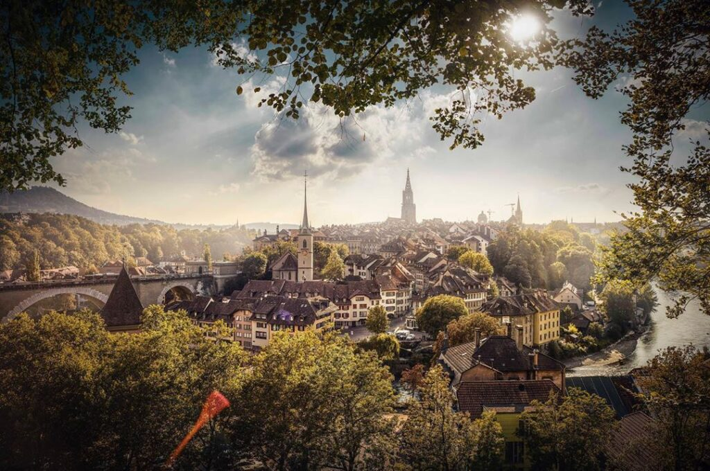 ¿Qué hacer en Berna? las opciones son muchas!