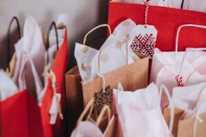 Compras navideñas en Valencia