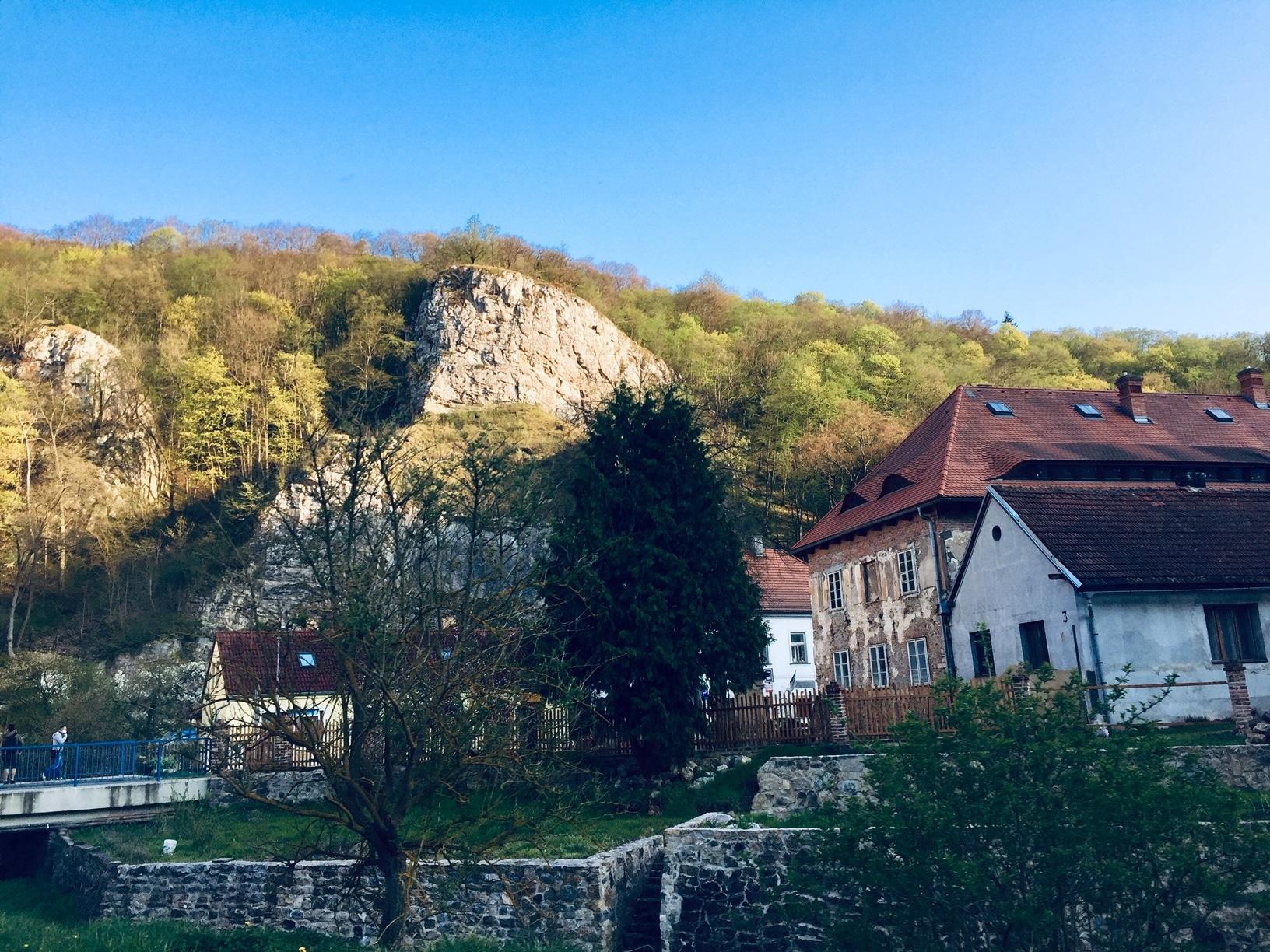Svaty Jan pod Skalou , República Checa