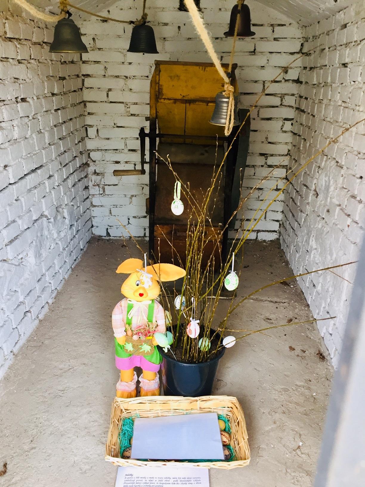 Conejo de Pascua en Úholičky