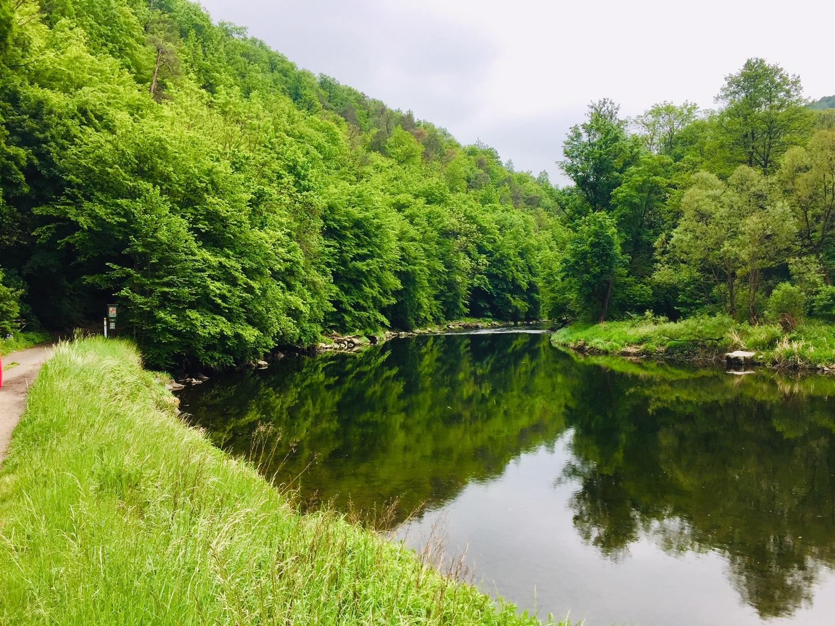 Parque nacional Podyji, República Checa