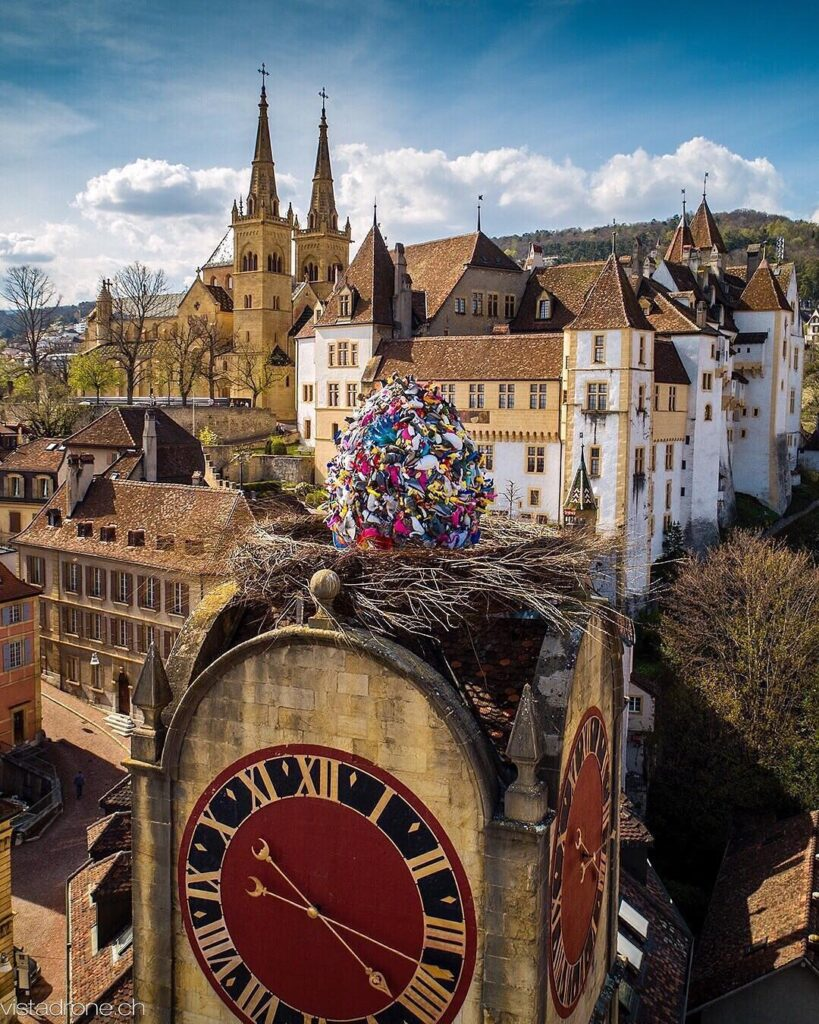 qué ver en Neuchâtel