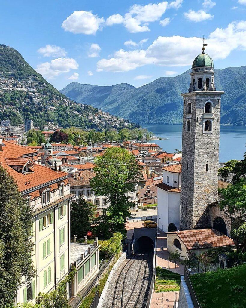 Qué ver en Lugano.