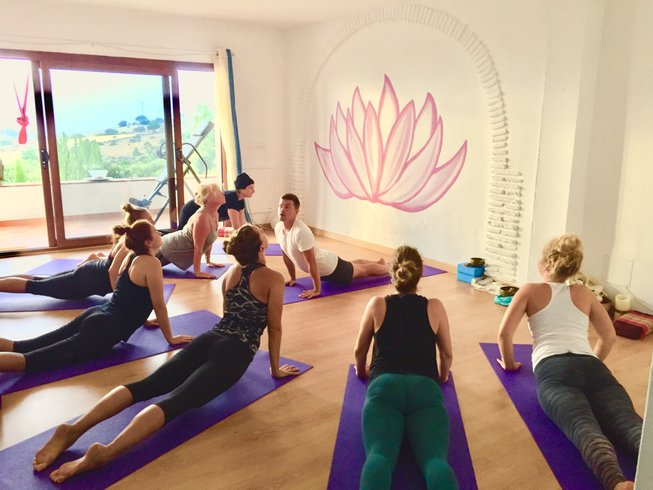 yoga en Andalucía