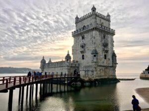 Imagen de la Torre de Belém, Patrimonio de la Humanidad, en la ciudad de Lisboa