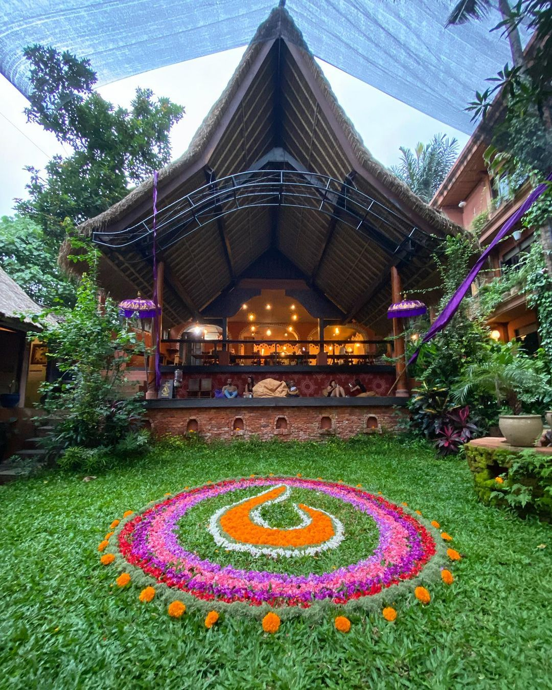 retiros de yoga Bali