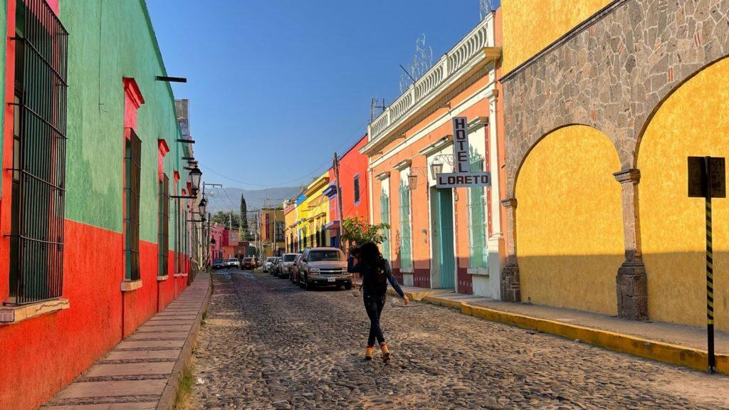 Calles de Tequila, Jalisco.