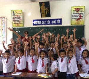 Ha Giang school