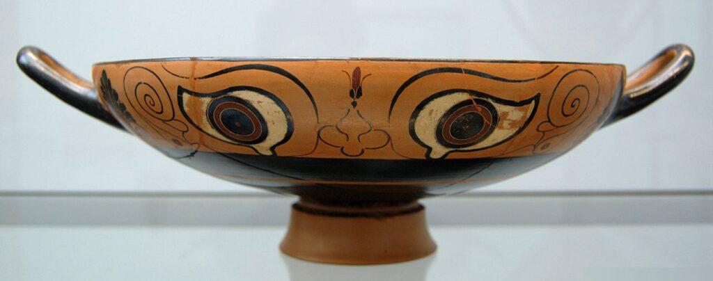 supersticiones griegas, el mal de ojo