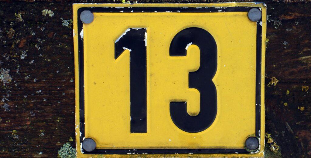 supersticiones griegas, el 13