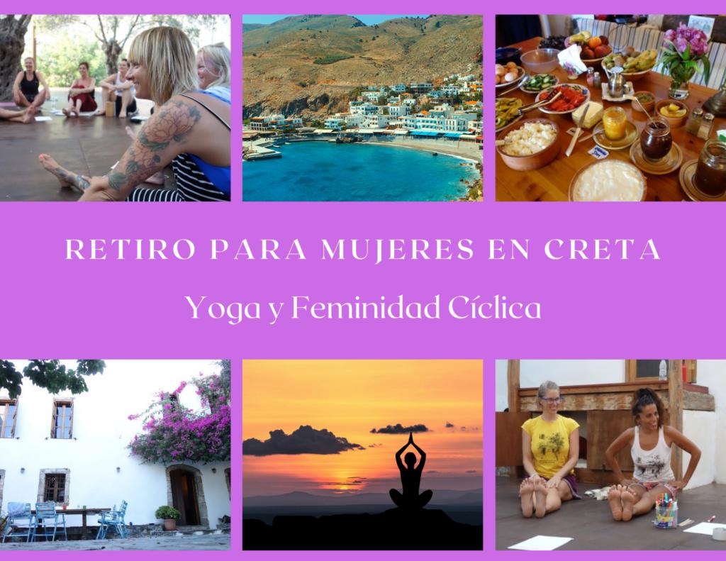 retiros de yoga en las islas griegas