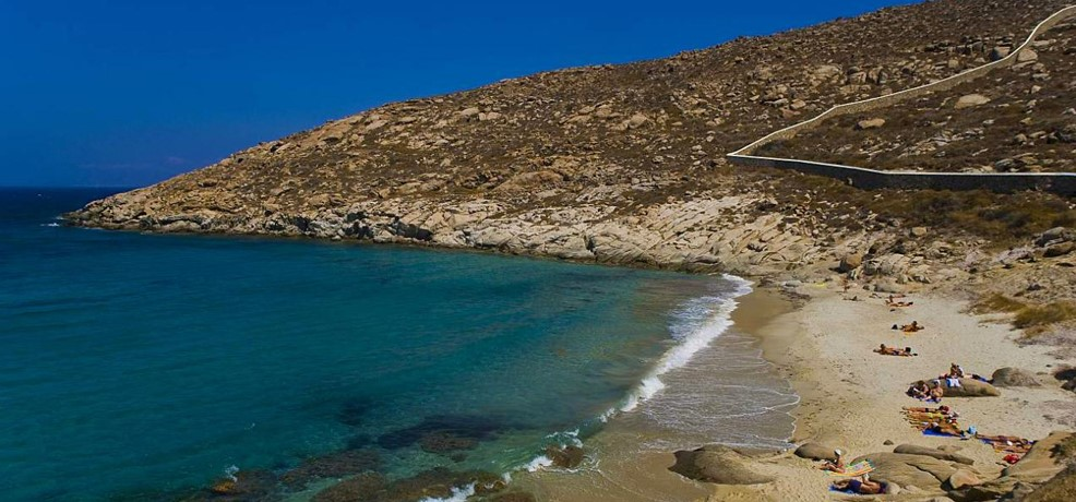 mikonos, kapari beach, Mykonos