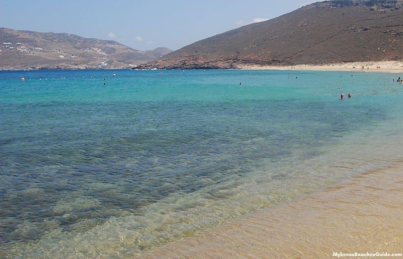 panormos, mikonos, playa