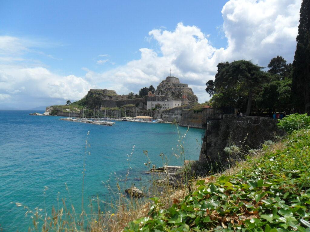 Vacaciones en Corfu