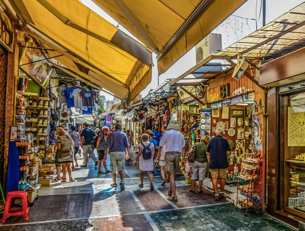 comprar en Grecia
