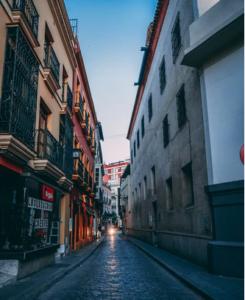 visitas nocturnas en Sevilla
