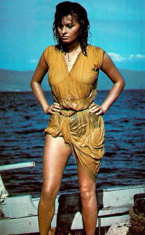 Sofia Loren Grecia